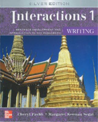 Interactions 1, Writing [With CD (Audio) and Web Access] 9780077194758