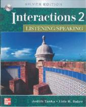 Interactions 2 Listening/Speaking [With CD (Audio) and Access Code] 276796