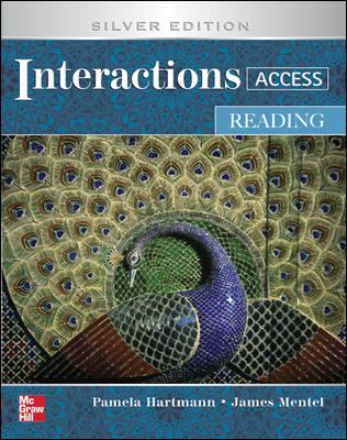 Interactions Access Reading Teacher's Edition Plus Key Code for E-Course 9780077195274
