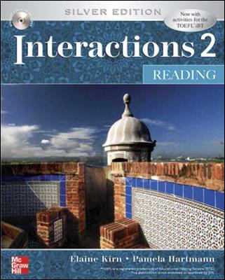 Interactions Level 2 Reading Teacher's Edition Plus Key Code for E-Course 9780077202576