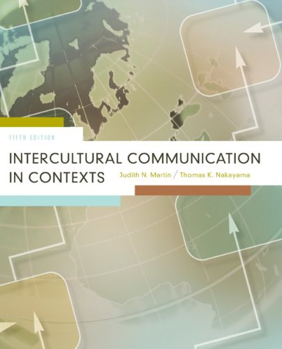 Intercultural Communication in Contexts 9780073385129