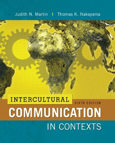 Intercultural Communication in Contexts 9780078036774