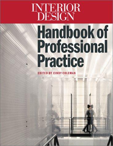 Interior Design Handbook of Professional Practice 9780071361637