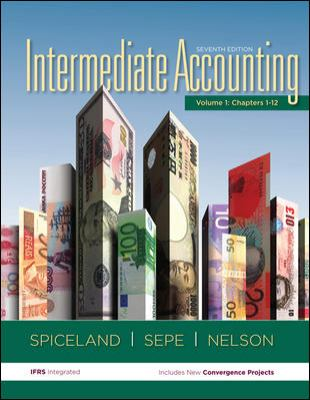 Intermediate Accounting, Volume 2, Chapters 13-21 [With Registration Document] 9780077614065