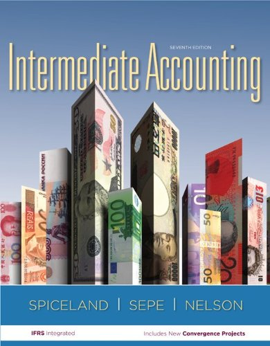Intermediate Accounting with Annual Report - 7th Edition