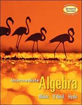 Intermediate Algebra (Softcover) [With Other]