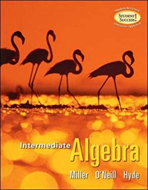 Intermediate Algebra (Softcover) [With Other] 9780073229836