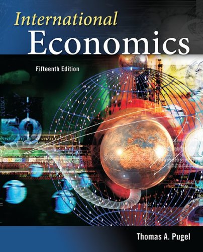 International Economics 9780073523170
