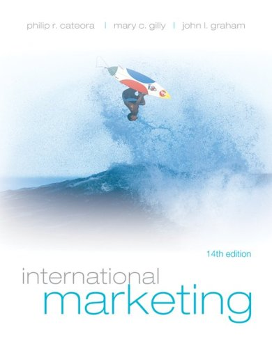 International Marketing 9780073380988