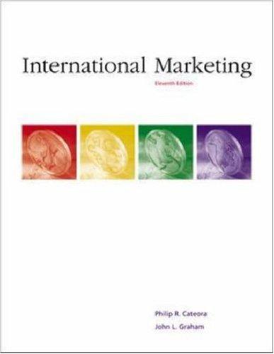 International Marketing with Powerweb 9780072551228