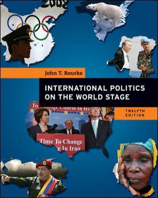 International Politics on the World Stage - 12th Edition