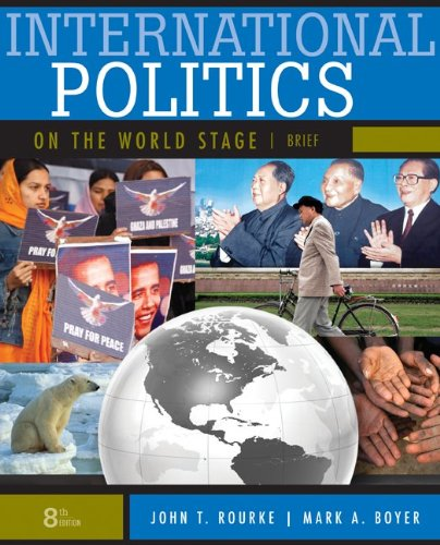 International Politics on the World Stage, Brief 9780073378992