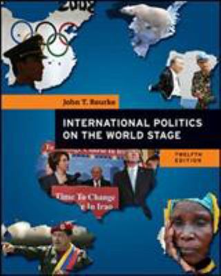 International Politics on the World Stage 9780071271752