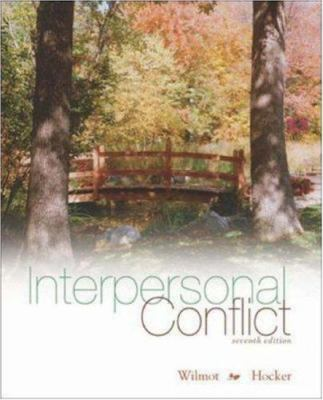 Interpersonal Conflict 9780073135540