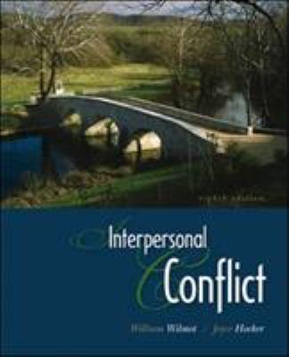 Interpersonal Conflict 9780073385136