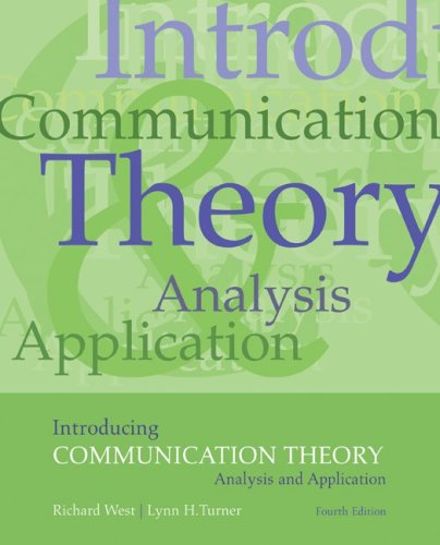 Introducing Communication Theory: Analysis and Application 9780073385075