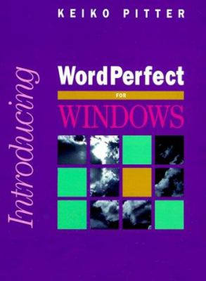 Introducing WordPerfect for Windows 9780070515888