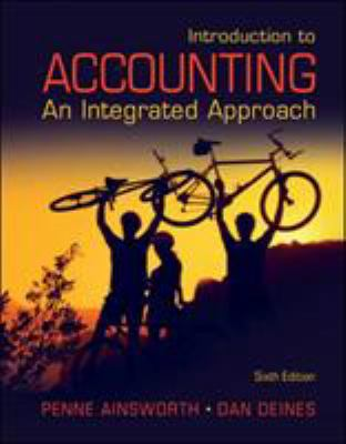Introduction to Accounting: An Integrated Approach 9780078136603