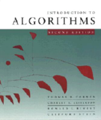 Introduction to Algorithms and Java CD-ROM 9780072970548