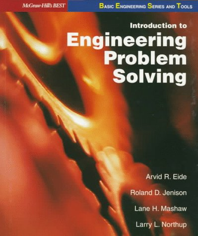 Introduction to Engineering Problem Solving 9780070219830