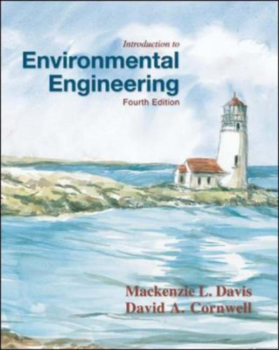 Introduction to Environmental Engineering 9780072424119