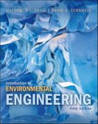 Introduction to Environmental Engineering 9780073401140