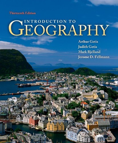 Introduction to Geography 9780073522876