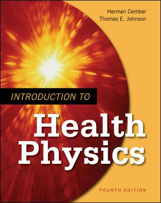 Introduction to Health Physics 9780071423083