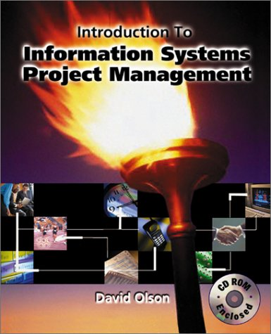 Introduction to Information Systems Project Management Mandatory Package [With CDROM] 9780072424201