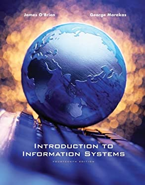 Introduction to Information Systems [With CDROM] 9780077240585