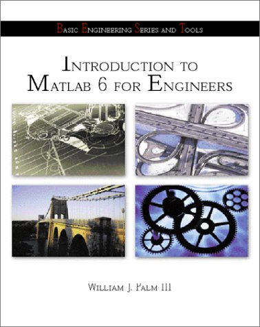 Introduction to MATLAB 6 for Engineers 9780072349832