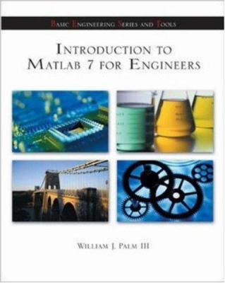 Introduction to MATLAB 7 for Engineers 9780072922424