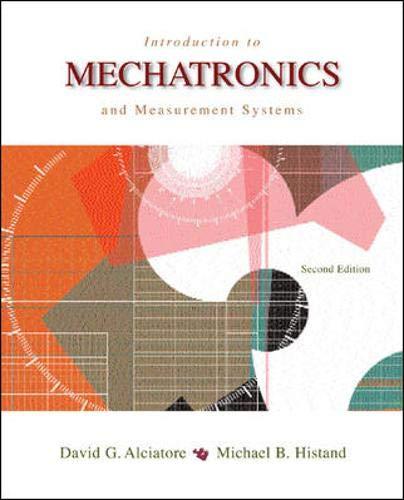 Introduction to Mechatronics & Measurement Systems 9780072402414