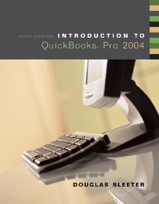 Introduction to QuickBooks(R) Pro 2004 9780072981391