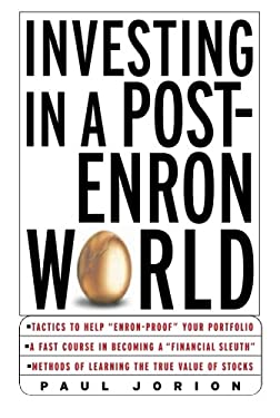 Investing in a Post-Enron World 9780071409384