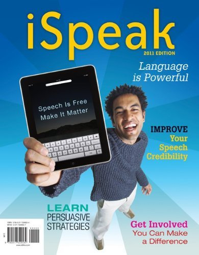 Ispeak: Public Speaking for Contemporary Life: 2011 Edition 9780077309534