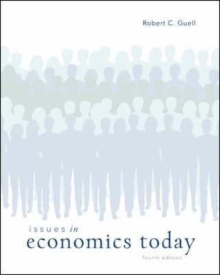 Issues in Economics Today 9780073375700