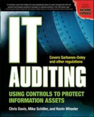 It Auditing: Using Controls to Protect Information Assets 9780072263435
