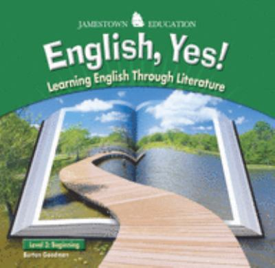 Jamestown Education: English, Yes!: Level 3: Beginning, Learning English Through Literature 9780078615085
