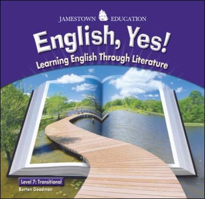 Jamestown Education: English, Yes!: Level 7: Transitional, Learning English Through Literature 9780078615122