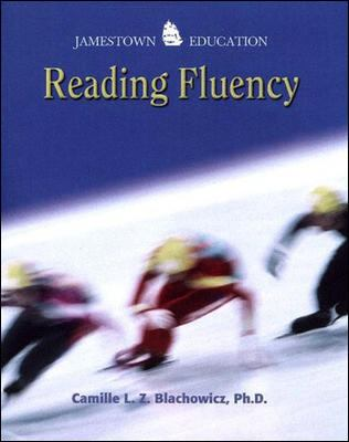 Jamestown Education: Reading Fluency: Level G 9780078691232