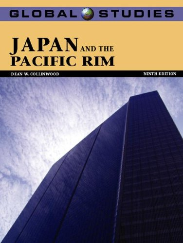 Japan and the Pacific Rim 9780073379906
