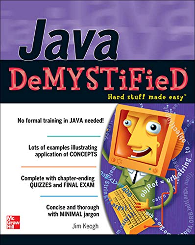 Java Demystified 9780072254549