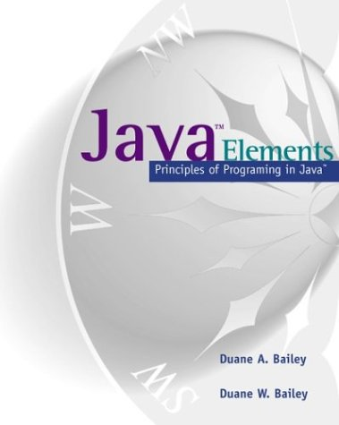 Java Elements 9780072453409
