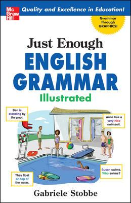 Just Enough English Grammar Illustrated 9780071492324