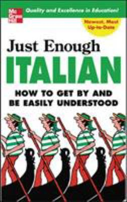 Just Enough Italian 9780071451406
