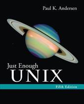 Just Enough UNIX