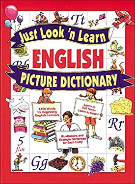 Just Look 'n Learn English Picture Dictionary 9780071408332
