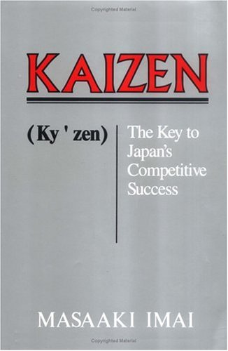 Kaizen: The Key to Japan's Competitive Success 9780075543329