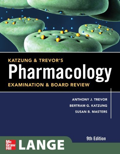 Pharmacology Examination & Board Review 9780071701556